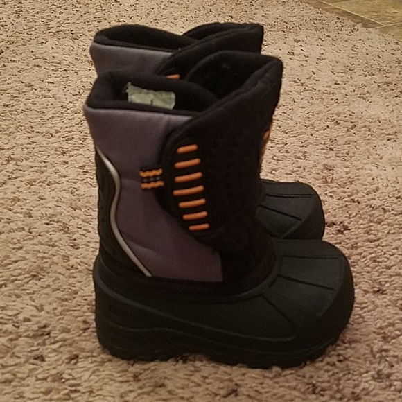 thermolite Shoes | Baby Snow Boots Size